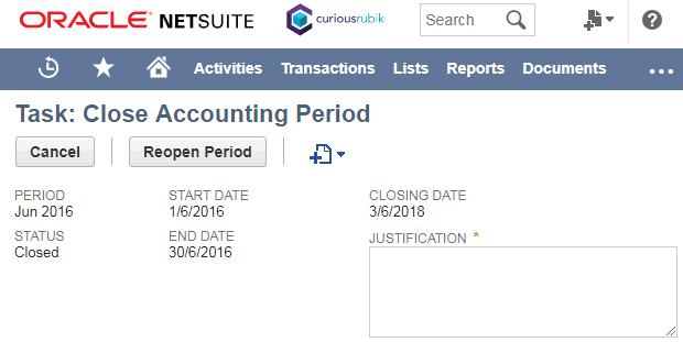 Close-Accounting