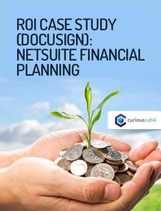 NetSuite CuriousRubik